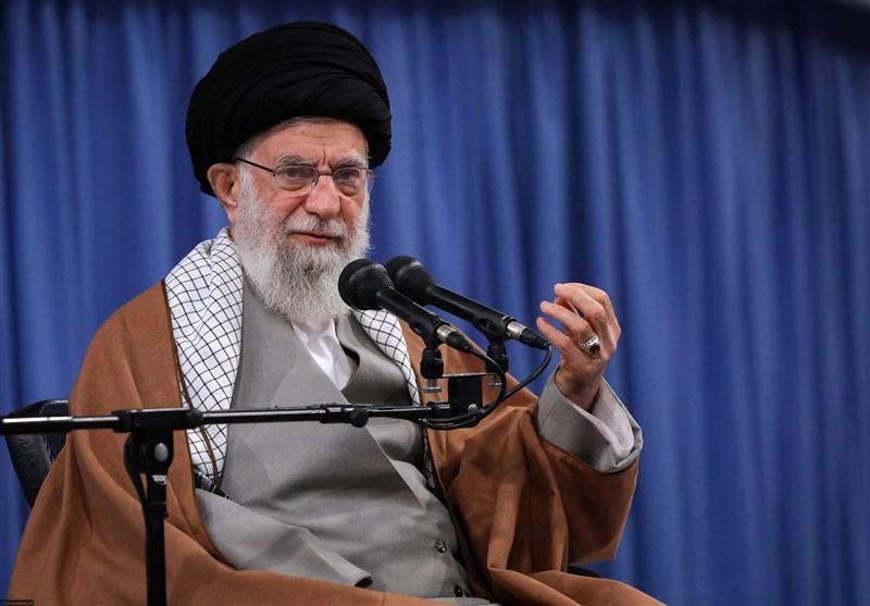 رهبر معظم انقلاب :  طرح شیطانی «معامله قرن» هرگز محقق نخواهد شد
