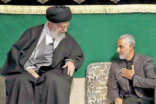 مقام معظم رهبری ؛انتقام سختی در انتظار جنایتکاران است/کار و راه «سردار سلیمانی» متوقف نمیشود