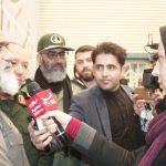 سردار نقدی در گفتگو با سیلوانا : پیشمرگان مسلمان محافظان حریم کشور هستند