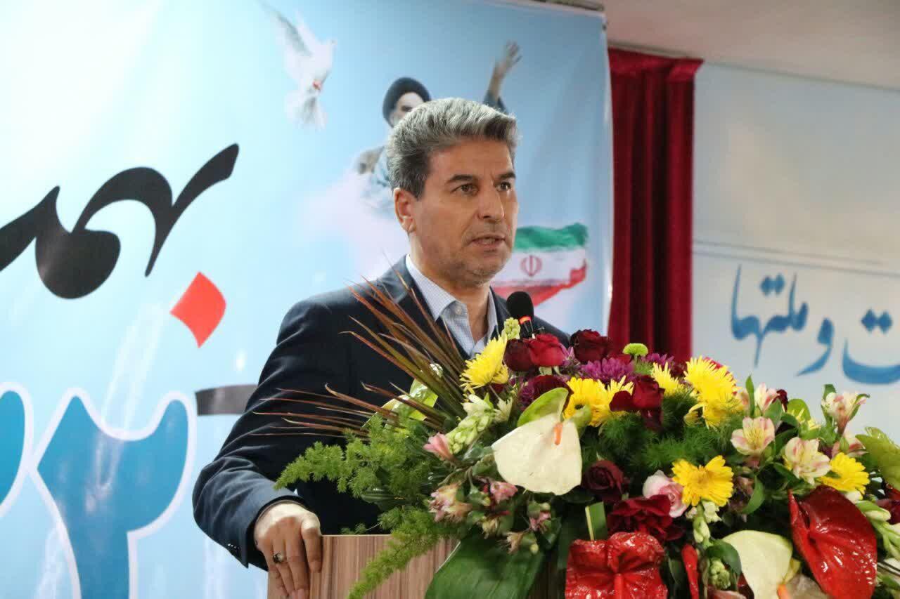 استاندار آذربایجانغربی: انقلاب اسلامی سرآغاز حکومت اراده ملت بر کشور است