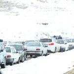 ترافیک تیوب سواران جاده سیلوانا اهالی را کلافه کرده است