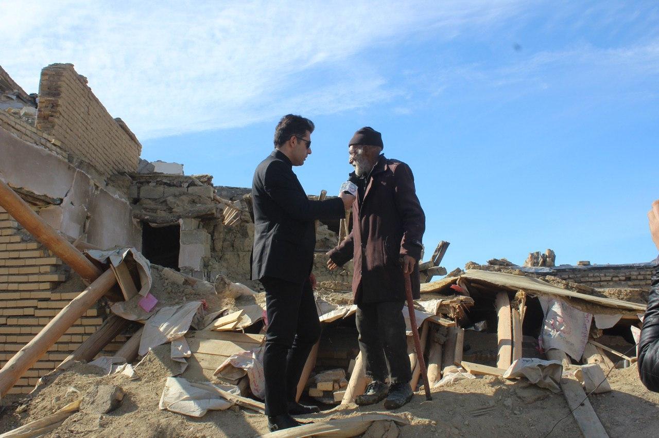گزارش تصویری سیلوانانیوز از مناطق زلزلهزده قطور خوی