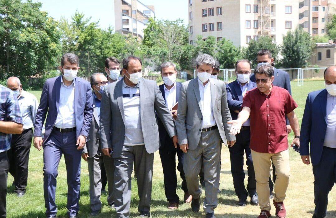 استاندار آذربایجانغربی:زیرساخت برگزاری مسابقه در ورزشگاه تختی ارومیه فراهم میشود