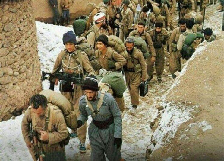 دفاع مقدس؛ صحنه اتحاد همه اقوام برای دفاع از ایران