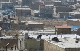پیلوت های اطراف آرامستان ارومیه در مقابل طغیان تهاجم فرهنگی غیر ایمن هستند.