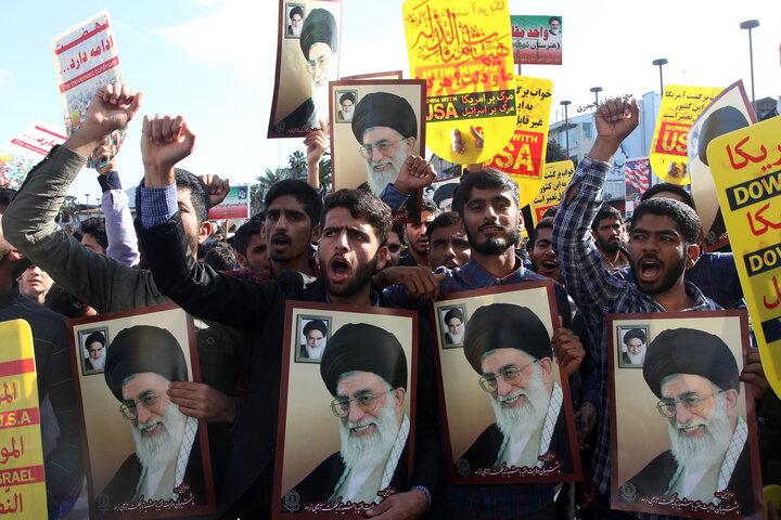 رتبه های برتر کنکور در نقاط صفر مرزی دستاورد ارزشمند نظام مقدس ایران اسلامی است