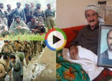 مصاحبه با حاج مصطفی سلطانی جانباز هفتاد درصد پیشمرگ کرد مسلمان
