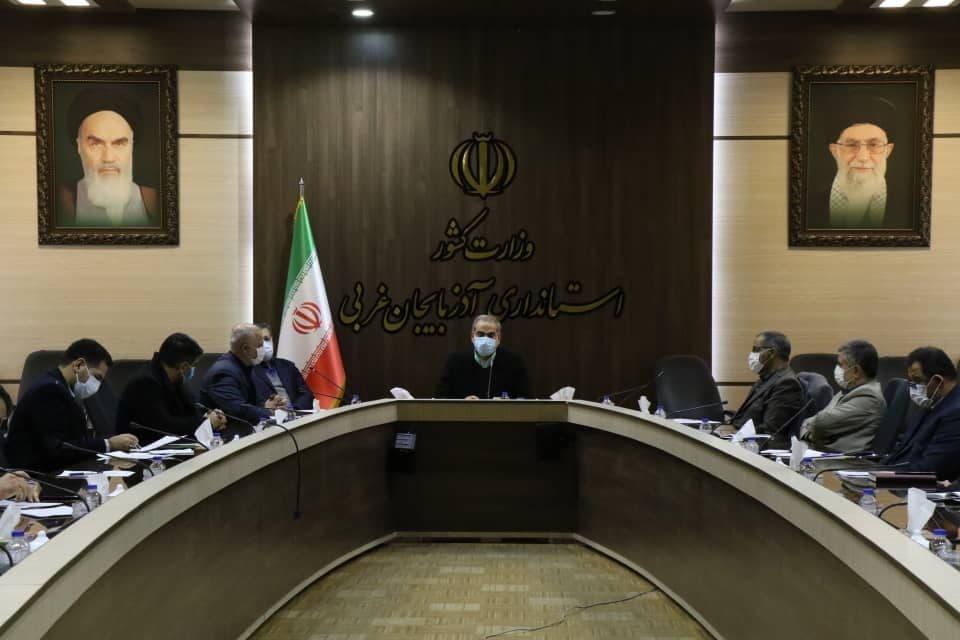 معاون استاندار: نهادهای امنیتی و نظارتی باید بر عملکرد شرکت سرمایهگذاری سهام عدالت آذربایجان غربی نظارت کنند