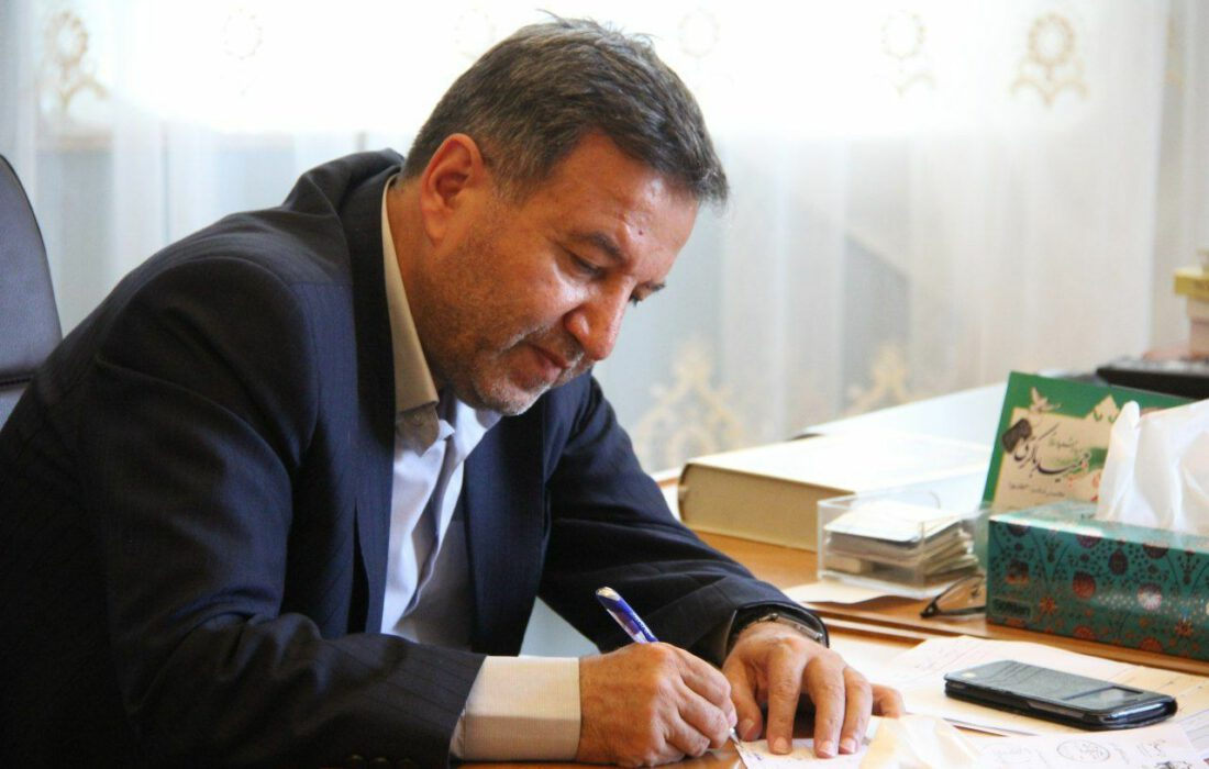 غلامرضا عدل دوست سرپرست شهرداری ارومیه سرپرست شهرداری ارومیه طی پیامی به مناسبت دوم بهمن ماه، فرارسیدن این روز را تبریک گفت