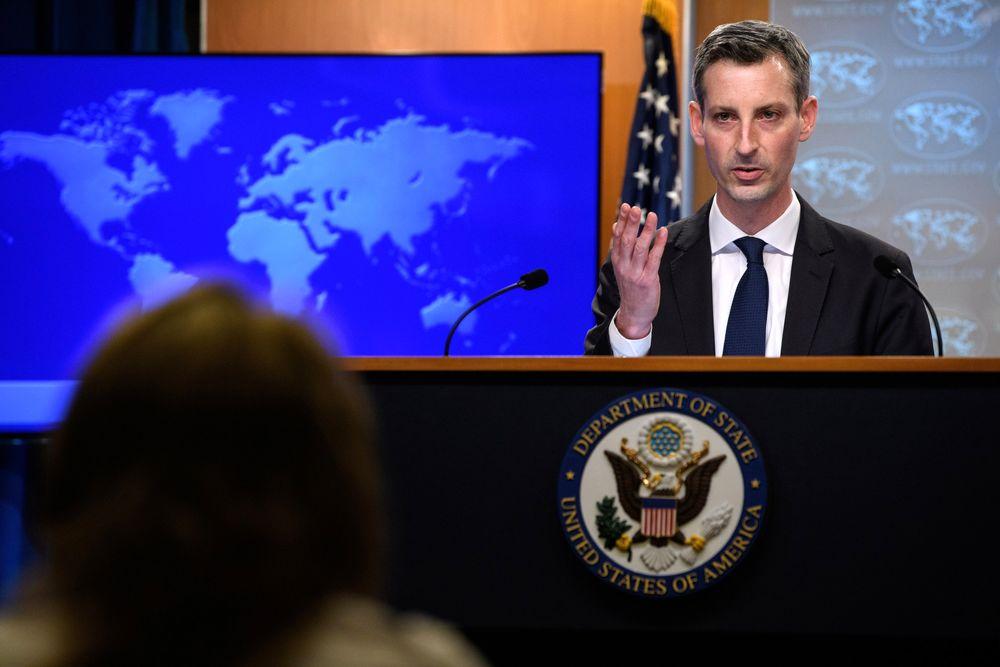 سخنگوی وزارت خارجه آمریکا: باور داریم ایران همچنان دنبال سلاح هسته ای نیست
