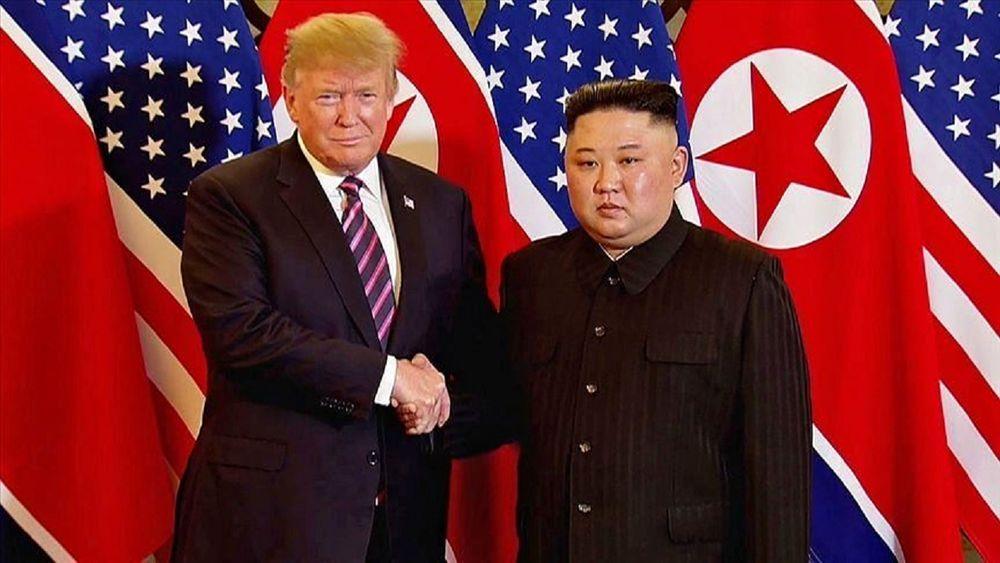 پیشنهاد عجیب ترامپ به رهبر کره شمالی لو رفت!