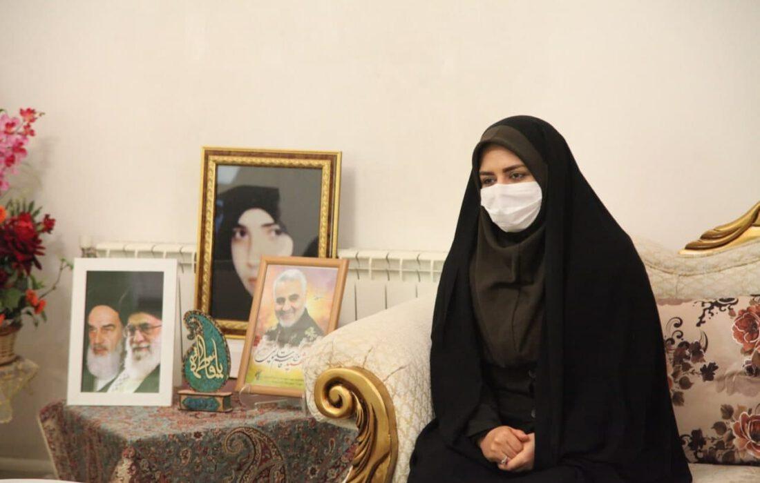 پیام مدیرکل امور زنان و خانواده استانداری آذربایجان غربی به مناسبت دهه فجر و هفته زن
