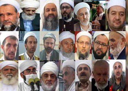 واکنش علمای اهل سنت سراسر کشور به هتک حرمت پرچم رسولالله/ تا پای جان از حکومت دینی خود دفاع خواهیم کرد