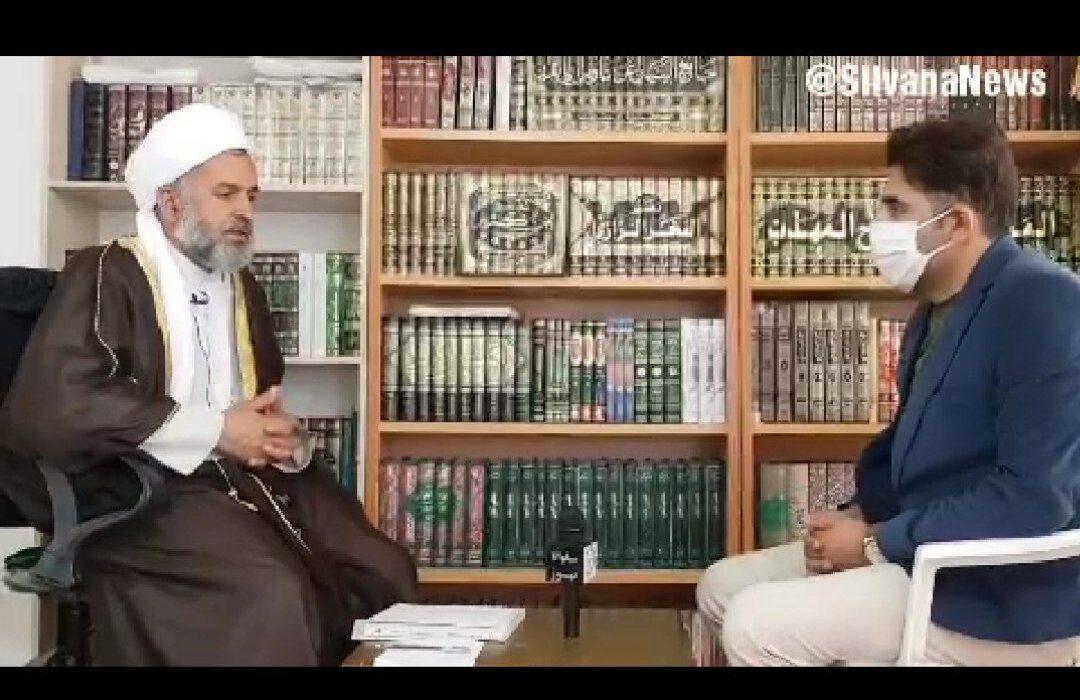مصاحبه با ماموستا ملا لقمان کلشی نژاد امام جمعه اسلام آباد ارومیه
