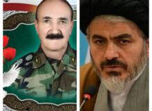 پیام تسلیت حجتالاسلام قریشی در پی درگذشت جانباز سرافراز شهید مصطفی سلطانی