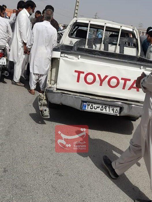 عملیات تروریستی در سراوان یک شهید و ۳ مجروح بر جای گذاشت