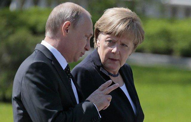 توافق پوتین، مرکل و مکرون درباره برجام