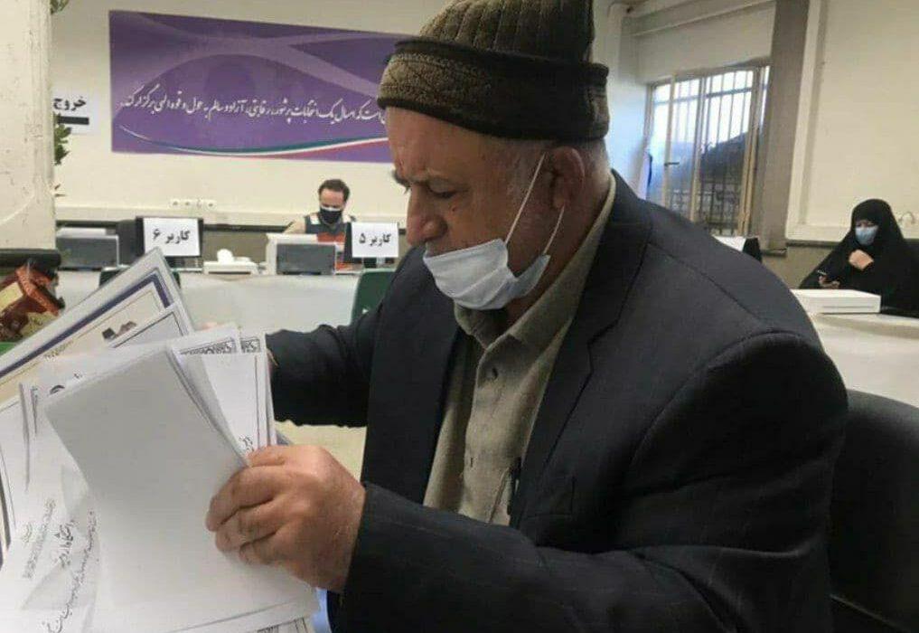 نادر قاضی پور کاندیدای انتخابات میاندورهای تهران شد