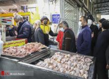 صف مرغ در ارومیه اوج بی تدبیری مسئولان زیربط