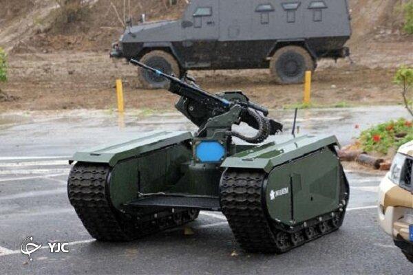 اقتدار کشور /نیرویی که با هوش مصنوعی و بدون سرنشین با دشمن میجنگد