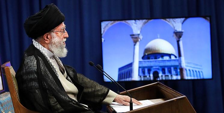 رهبرانقلاب: ادامه جنایتها و درخواست آتشبس هر دو شکست رژیم صهیونیستی بود/ رژیم خبیث از این هم ضعیفتر خواهد شد