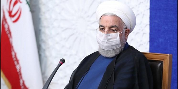 روحانی: میشد که الان تحریم تمام شده باشد/ آنقدر پروژه برای آینده آماده کردیم که دولت بعد هم میتواند آنها را افتتاح کند