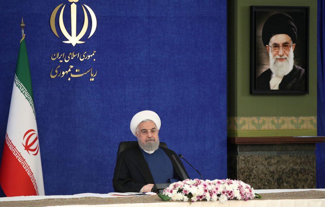 روحانی در جلسه ستاد هماهنگی اقتصادی دولت: رخیص کالاهای اساسی از گمرک، باید در کوتاهترین زمان انجام شود/ مشکلی در تامین نهادههای دامی در سال جاری نداریم