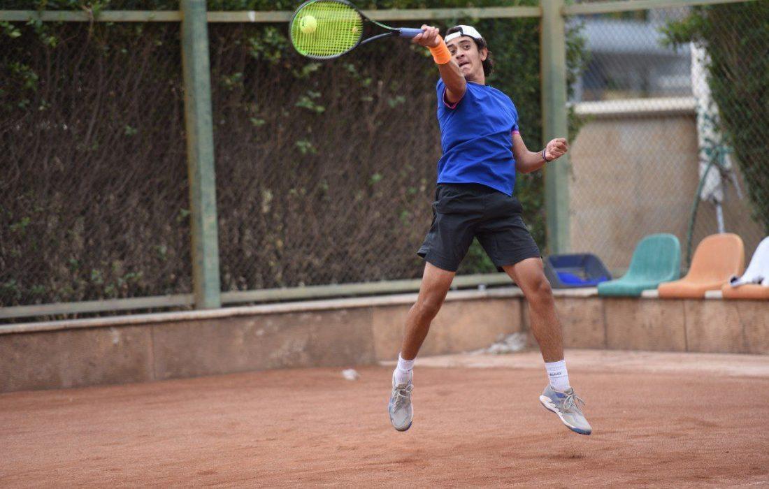 #گزارش_تصویری🎾 #گزارش_تصویری از دیدارهای روز چهارم تور جهانی تنیس به میزبانی ارومیه  📷 سهیل فرجی
