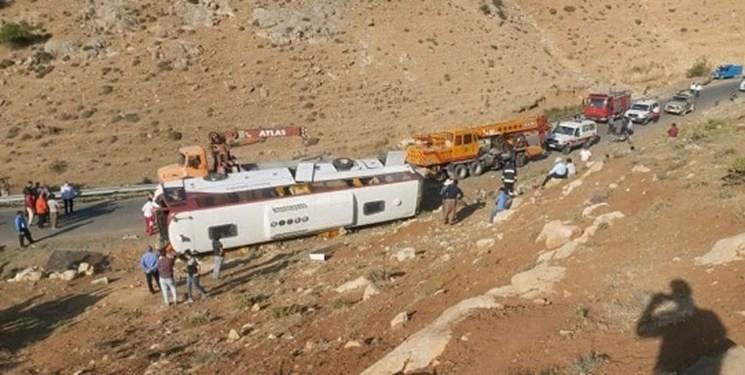 محیط زیست آذربایجان غربی: اتوبوس خبرنگاران متعلق به کارخانه سیمان ارومیه و فاقد نقص فنی بود