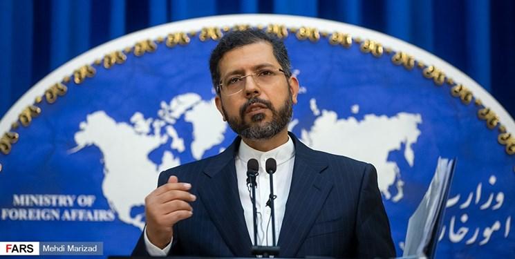خطیب زاده: این آمریکا است که باید به برجام برگردد، نه ایران