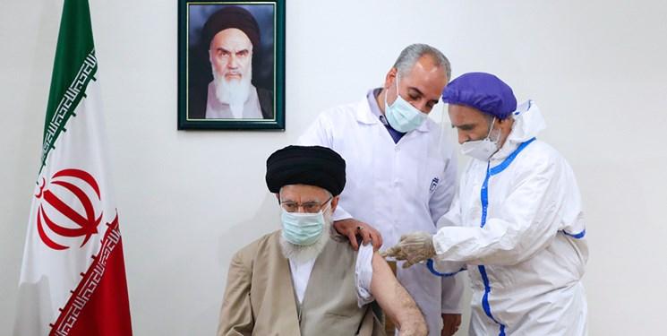 پماد خارش شاه از سوییس آمد، واکسن رهبر از ایران