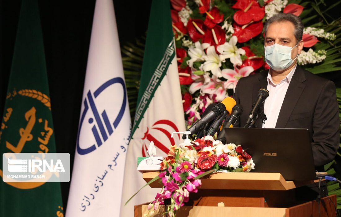 وزیر جهاد کشاورزی: کیفیت واکسن «رازی کوو پارس» در دنیا مشابه ندارد