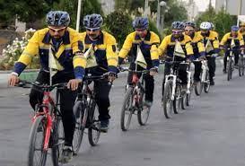 در آستانه سالروز ارتحال امام (ره)؛ رکاب زدن دوچرخهسواران ارومیه ای از مسیر ارومیه تا حرم امام خمینی(ره)