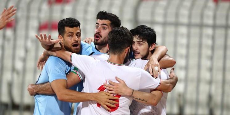 انتخابی جام جهانی  بحرین در منامه با ۳ گل تحقیر شد/ شلیک سرداران ایرانی به قلب شیخسلمان