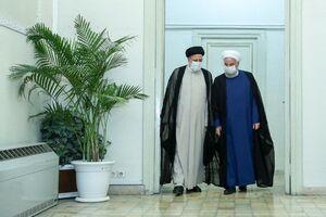 میراث شوم روحانی برای دولت جدید روحانی بالاترین تورم تاریخ را به دولت رئیسی تحویل میدهد +نمودار