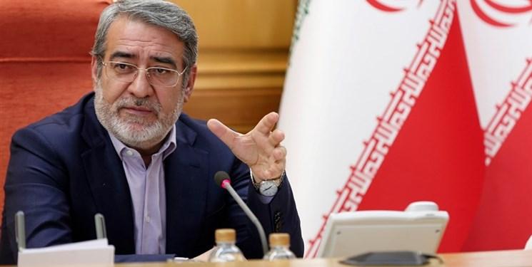 پیشنهاد تعطیلی تهران و کرج/ وزیر کشور: ناجا علاوه بر جریمه، خودروها را بازگردانَد