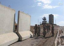 اولین واکنش رسمی ترکیه درباره دیوارکشیدن در مرزهایش با ایران