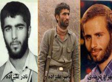 شهیدی که ضد انقلاب از جسم بی جانش هم وحشت داشت/فرمانده ۱۸ سالهای که پیکرش را سوزاندند