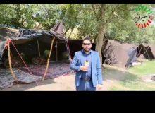بوم گردی و گردشگری در روستای کوله بهی مرگور