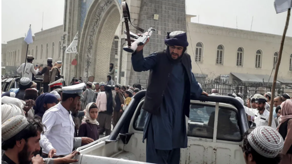 معنای قدرت گیری طالبان برای خاورمیانه چیست؟