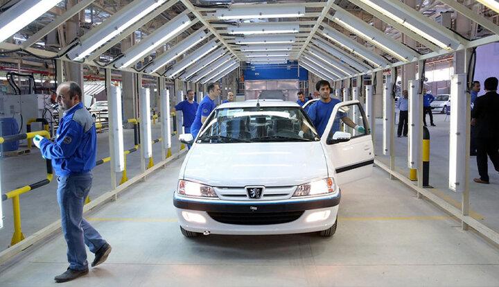 مرحله جدید فروش محصولات ایران خودرو