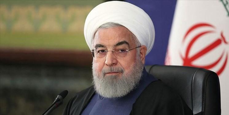آخرین گفت وگوی تلویزیونی روحانی با مردم| برای جبران کسری بودجه از مردم استقراض کردیم/ هیچ تنش اجتماعی در دولت من به یک هفته نرسید