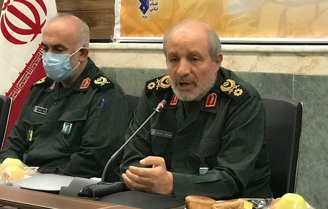 تحرکات گروهکهای تروریستی منطقه زیر ذرهبین سپاه است
