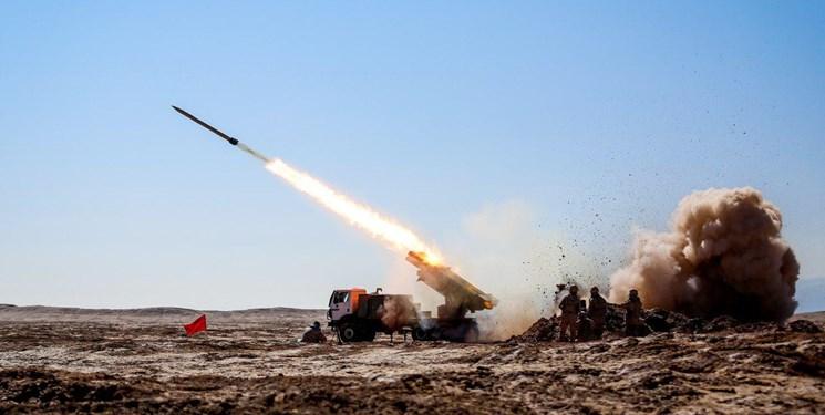 ۴ مقر گروهکهای ضدانقلاب در شمال عراق منهدم شد