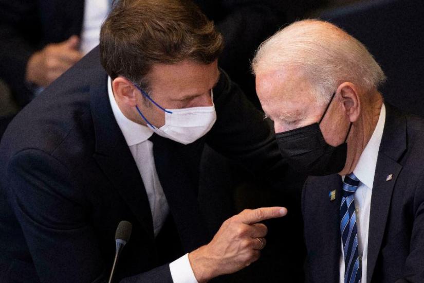 واشنگتن به فکر تنبیه پاریس است تهران توان بهره برداری از تنش کاخ الیزه و کاخ سفید در جهت منافع خود را ندارد