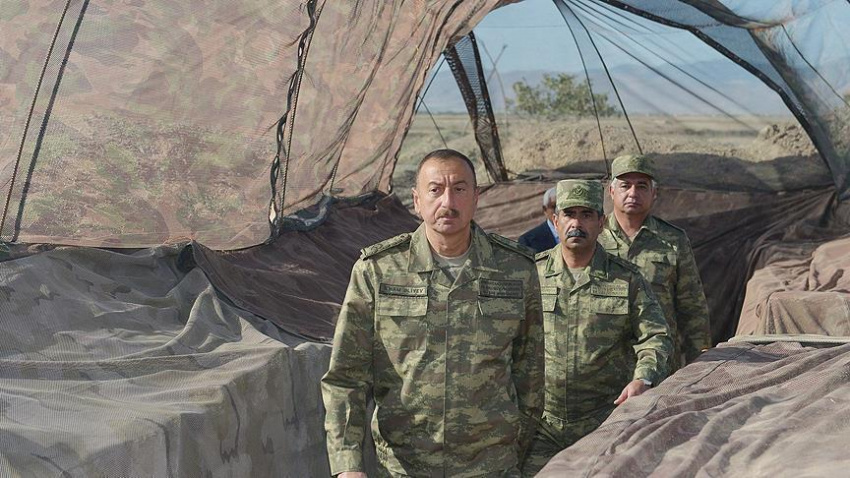 جمهوری آذربایجان، گروگان تمام عیار سیاست های ترکیه آقای علیاف اقدام سپاه هوشمندانه بود شما برای امریکا و اسرائیل خوشخدمتی میکنید