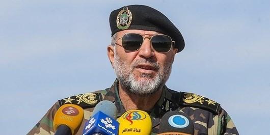 امیر حیدری: رزمایش نیروی زمینی ارتش در شمال غرب کشور برگزار میشود