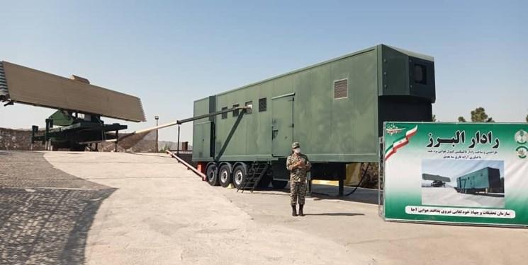 دو دستاورد نیروی پدافند هوایی ارتش رونمایی شد