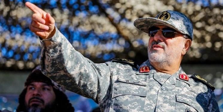 سردار پاکپور خطاب به مسوولان عراقی: در صورت عدم اخراج تروریستها از شمال عراق، پایگاههای آنان را منهدم خواهیم کرد