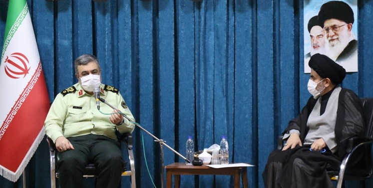 سردار اشتری: امنیت در ایران مثال زدنی است